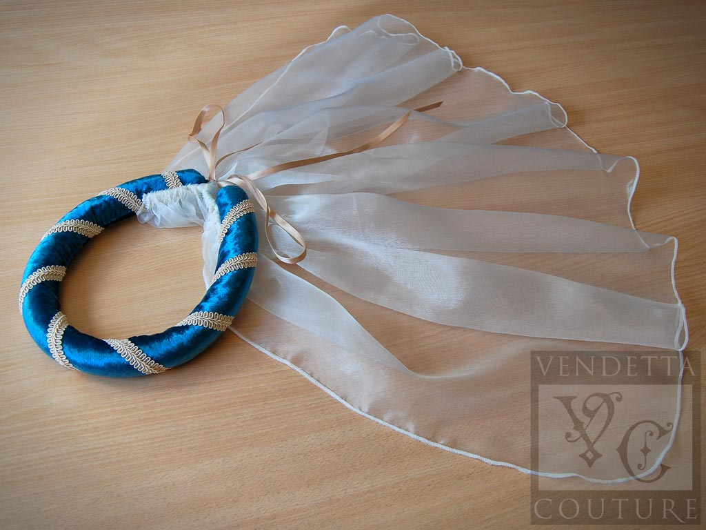 Medieval Circlet -- Green Silver and Rose Gold | Shealynns-Faerie ...