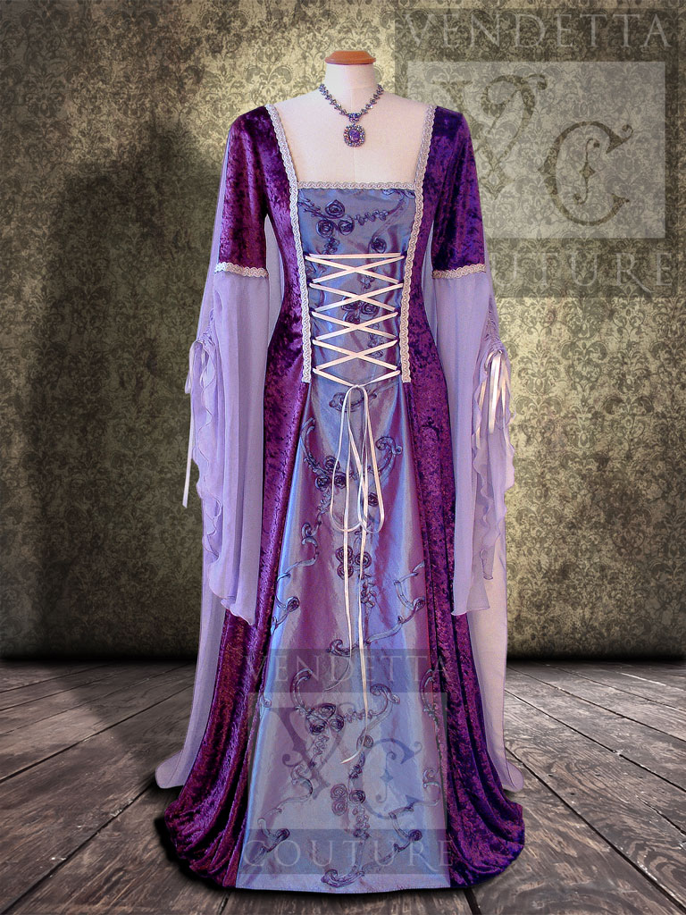 medieval princess dress purple wwwpixsharkcom images