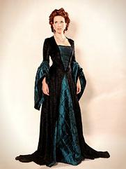 Anemone 012 Renaissance Dress