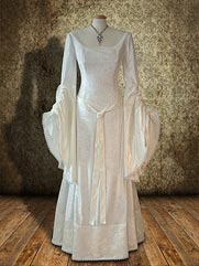 Medieval Wedding Dresses and Gowns by Vendetta Couture