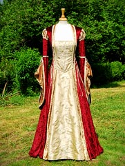 UK Medieval Dresses And Medieval Gowns In The UK
