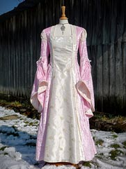 Betony-013 medieval style gown