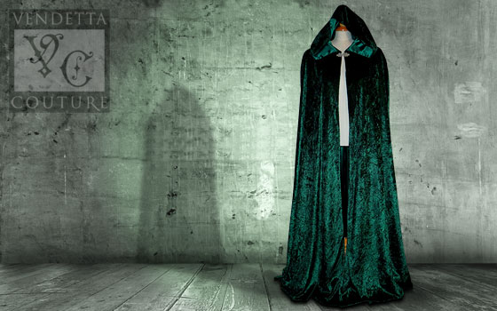 Cloak 013 Vintage Style Clothing